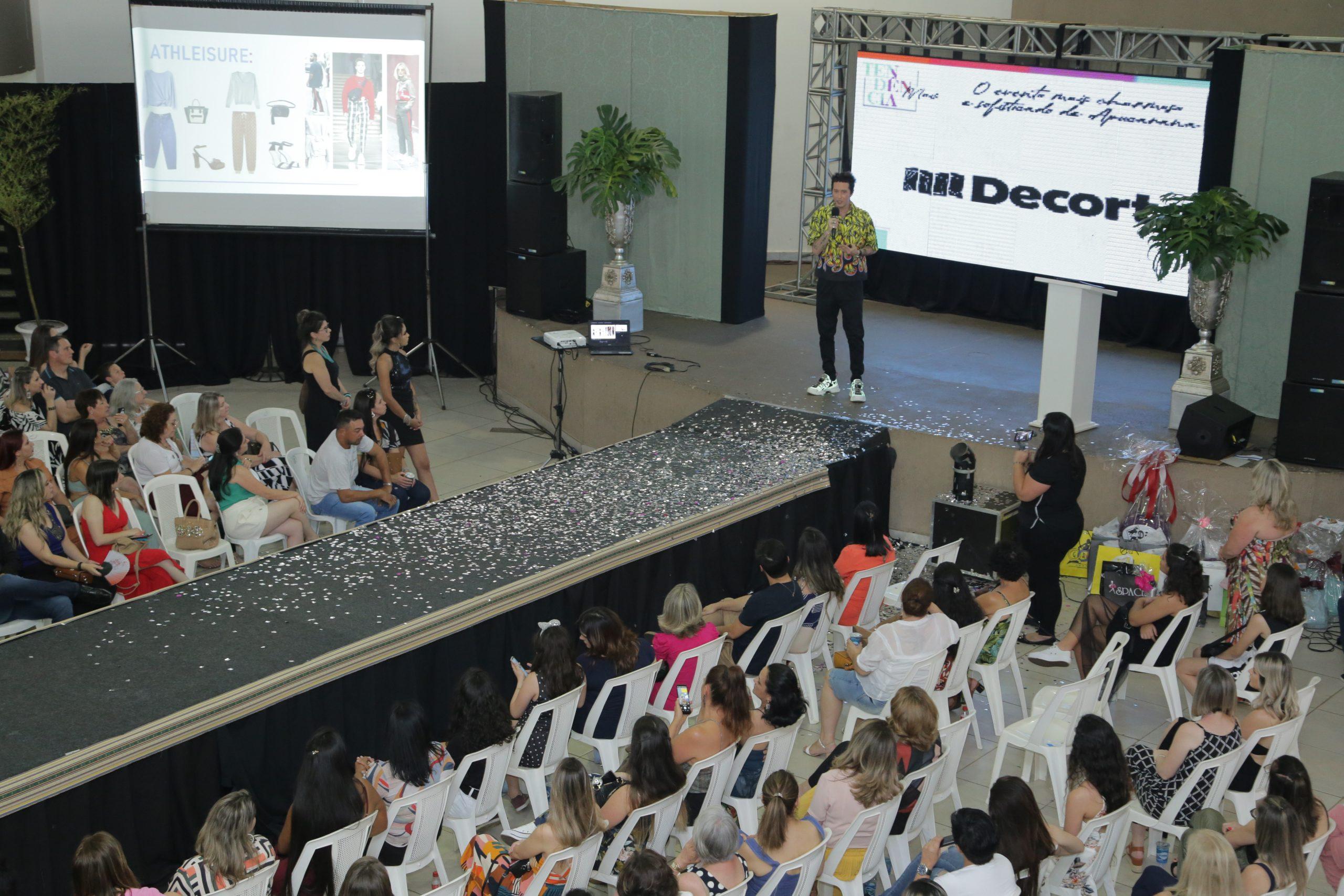 CMEG Apucarana realiza 3ª edição do Tendência Mais   Fecomércio