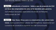 CNC debate durante toda a semana impactos na economia e gestão de empresas   Fecomércio
